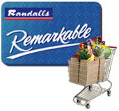 Randall's Club Card